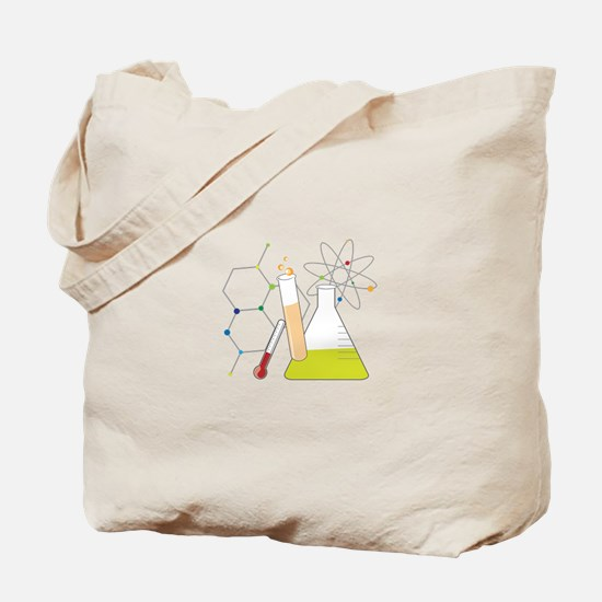 Chemistry Stuff Tote Bag