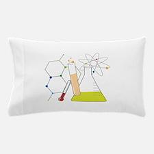 Chemistry Stuff Pillow Case