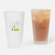 Chemistry Stuff Drinking Glass