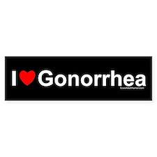 Gonorrhea Bumper Sticker