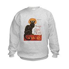 Steinlen Cat Sweatshirt