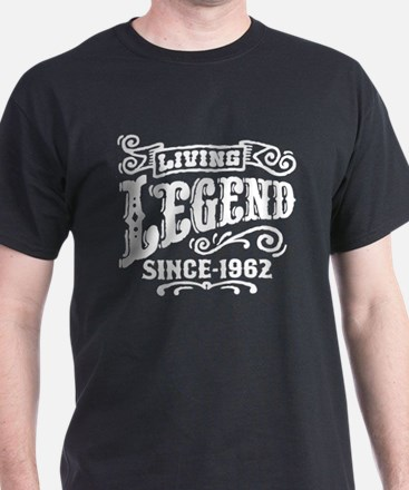 Living Legend Since 1962 T-Shirt