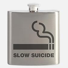 Slow Suicide Flask