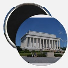 Lincoln Memorial from Base Magnets