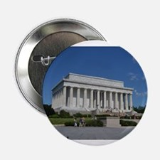 "Lincoln Memorial from Base 2.25"" Button (10 pack)"