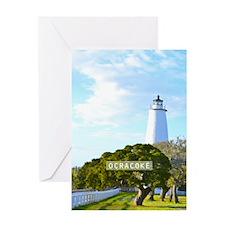 Ocracoke. Greeting Card