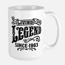 Living Legend Since 1963 Mug