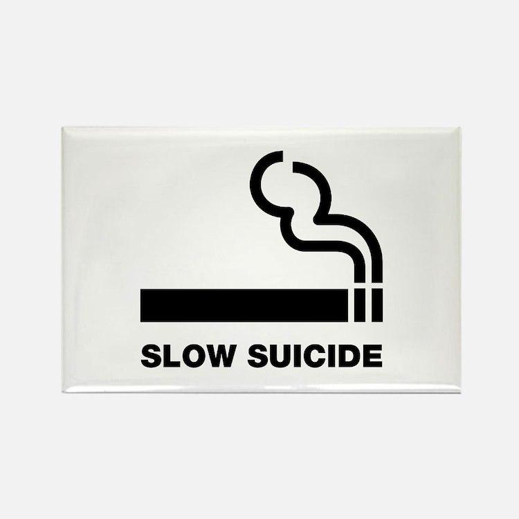 Slow Suicide Magnets