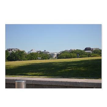 White House across the Washington Monument Lawn ©Amy Marie 2014