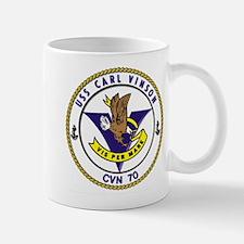 USS Carl Vinson CVN-70 Mugs