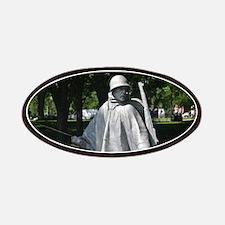 Radio Man - Korean War Memorial Patches