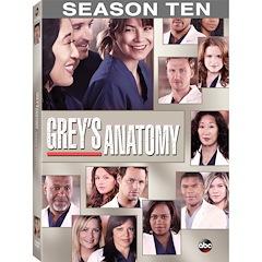 Greys Anatomy: The Complete Season 10