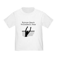 Future Beach Volleyball Star T-Shirt