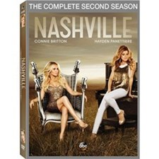 Nashville: The Complete Season 2 DVD