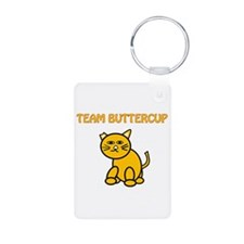 Team Buttercup Keychains