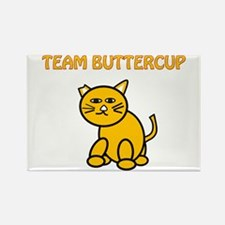 Team Buttercup Rectangle Magnet