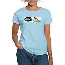 Got newts? Caudata.org Logo T-Shirt