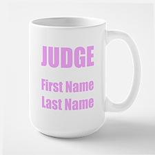 Judge Mugs