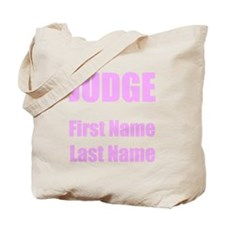 Judge Tote Bag