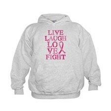 Live Love Fight Hoodie