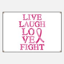 Live Love Fight Banner