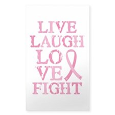 Live Love Fight Decal