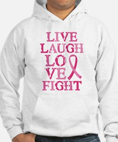 Live Love Fight Jumper Hoody