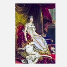 Gerard - Empress Josephin Postcards (Package of 8)