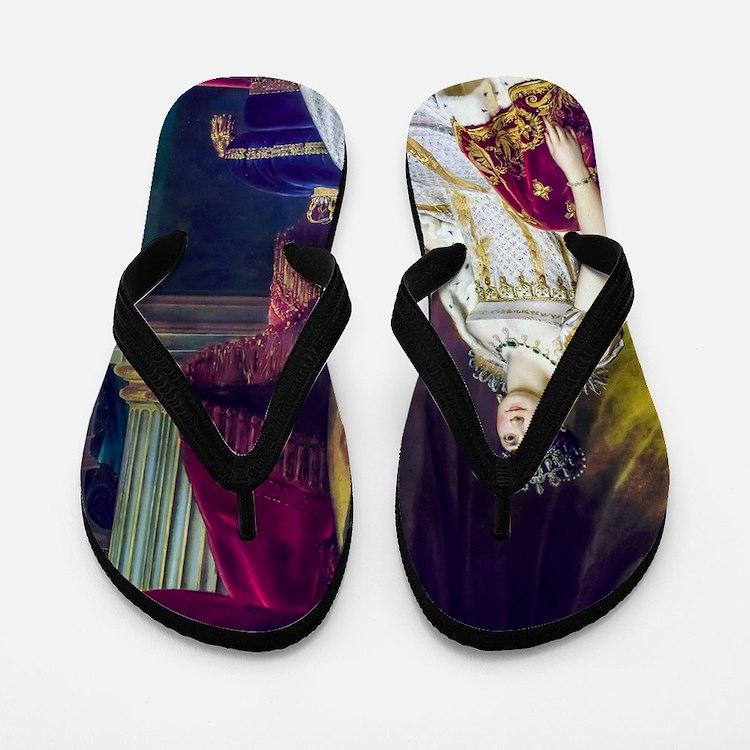 Gerard - Empress Josephine Flip Flops