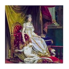 Gerard - Empress Josephine Tile Coaster