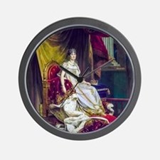 Gerard - Empress Josephine Wall Clock