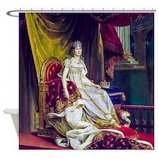 Gerard - Empress Josephine Shower Curtain