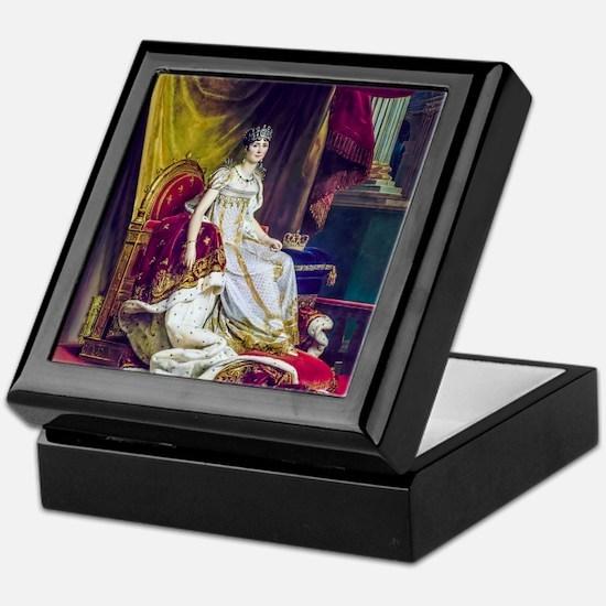 Gerard - Empress Josephine Keepsake Box
