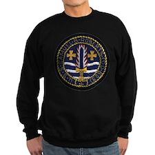 USS SAMUEL B. ROBERTS Sweatshirt