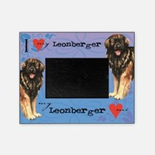 Leonberger Picture Frame