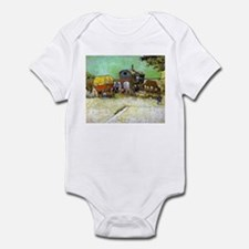 Van Gogh Infant Bodysuit