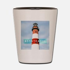 Assateague. Shot Glass