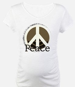 Brick Wall Peace Design Shirt