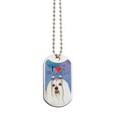 Maltese Dog Tags