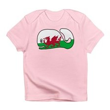 A Wales Whale's Whale Infant T-Shirt