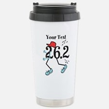 26.2 Optional Text Travel Mug