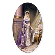Makovsky: Empress Maria Fyodorovna Decal