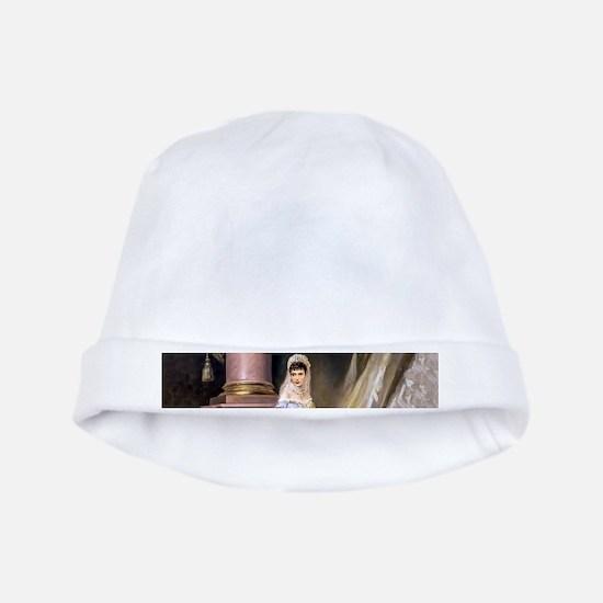 Makovsky: Empress Maria Fyodorovna baby hat