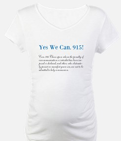 Yes We Can. 915! Shirt