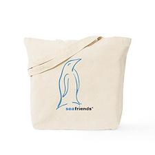 SeaFriends-Penguin Tote Bag