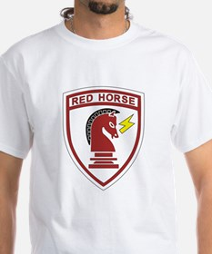 Cute Engineer squadrons red horse Shirt