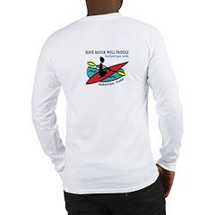 HAKAWIPA, DUDE! Long Sleeve T-Shirt
