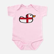 English Rubber Duckie Infant Bodysuit