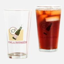 Cool & Refreshing Drinking Glass