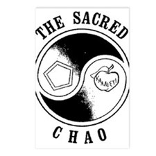 Sacred Chao Postcards (Package of 8)